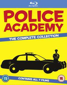 Police Academy - Complete Collection Blu-ray @ Zavvi.nl