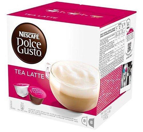 DOLCE GUSTO Tea Latte (16 Kapseln) für 2,29€ @ Saturn.de (+1,60% Qipu möglich)