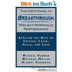 [Kindle] The CIO's Guide to Breakthrough Project Portfolio Performance