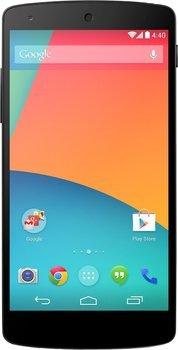 Nexus 5 16GB schwarz bei Amazon.es
