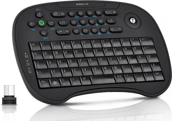Speedlink SCION Kabellose Funktastatur Mini bis 10m .. Handlich klein vergl. 33,90 (B-Ware)