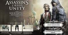 [PC] Assasins Creed Gold Edition - Origin Mexico / ca 48,50€ statt 79,95€