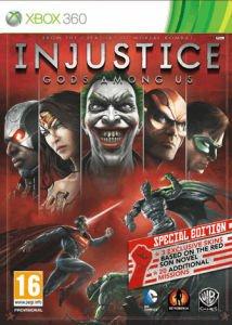 Injustice: Götter unter uns (Xbox 360) Steelbook für 12,79€@Zavvi.com