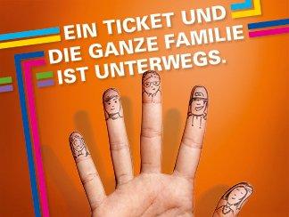 [Lokal VVS-Gebiet] Einzelticket kaufen und als Gruppe fahren vom 25.10. bis 2.11.