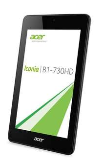 [Amazon Blitz]Acer Iconia One 7 (B1-730HD) 8GB 1.280 x 800 IPS, +SCHWARZ+ 79€ ! incl. 21€ Tasche/Hülle !