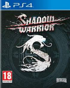 [coolshop.de] Shadow Warrior PS4/Xbox One