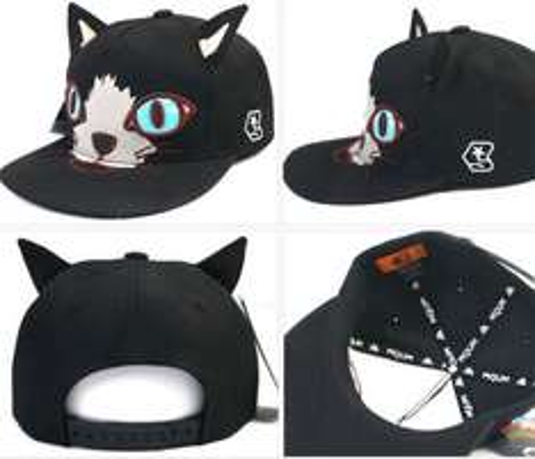 Ausgefallene Katzen-Cap