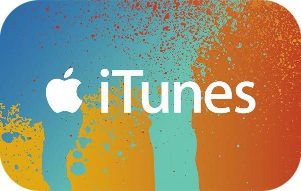 iTunes  15% Rabatt bei Paypal Gifts   für 25€ oder 50 € Codes