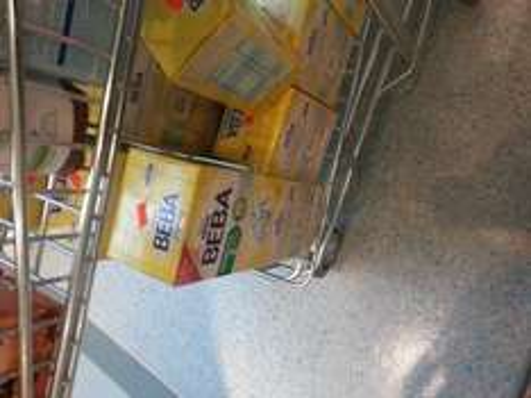 Beba Sesetive Babynahrung dm Essen 6,95€