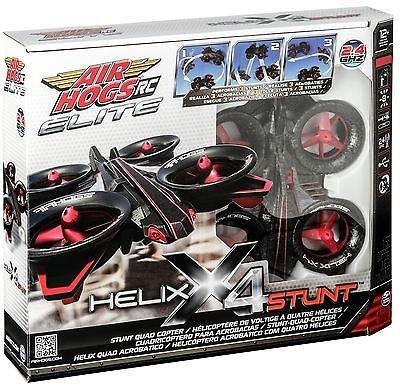 Metro (z.B. Hannover): Quadrocopter Spin Master Air Hogs Helix X4 Stunt für nur 11,90 Euro