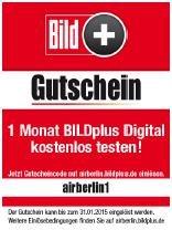 BILDplus Digital einen Monat kostenlos