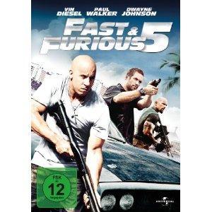 Fast & Furious 5 - DVD @ ProMarkt