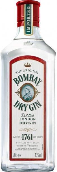 [REWE Center] Bombay Dry Gin (weiß) mit Gutschein - 2 Flaschen für 19,48 Euro