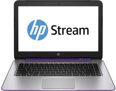 "HP Stream 14 (AMD A4-6400T, 14"", R3-Grafik, 2GB RAM, 32GB eMMC, Win 8.1, 1,6kg) - 279€ @ HP Store"