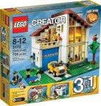 Lego Creator - 3 in 1 Familienhaus (31012)@Metro