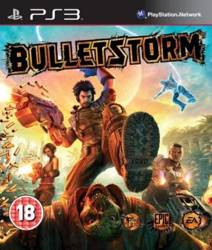 Bulletstorm [PS3] für ~ 9,99€ @ zavvi