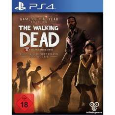 [Müller] Walking Dead GoY oder Season 2 PS4