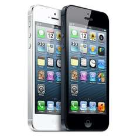 Again: Apple iPhone 5 mit 16, 32 oder 64 GB (refurbished*) mit Retina-Touchscreen inkl. Versand für 349€/379€/399€ @ Groupon
