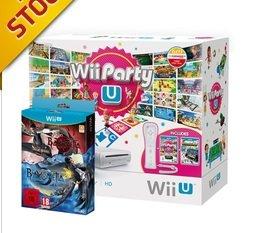 Wii U plus Nintendoland, Party Wii U und Bayonetta 1+2
