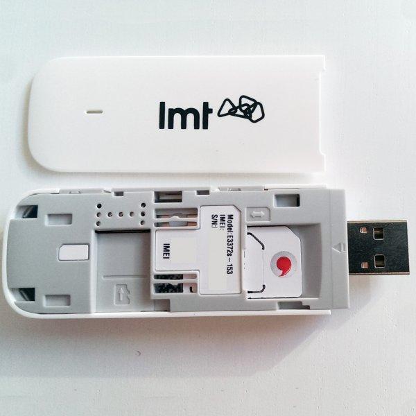 [ebay.de][aus LV] Huawei E3372-153 LTE-Stick (Kategorie 4 = 150Mbps) baugleich Telekom Speedstick LTE V [-60%]