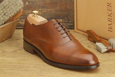 Barker Nevis für 179,45€ statt 279,95€ und viele weitere rahmengenähte Schuhe @ Langer&Messmer