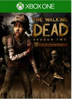 The Walking Dead season 2 xbox one für 15.33 durch Auslandsstore