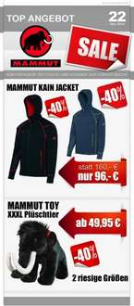 MAMMUT Kain Jacket Outdoorjacke -40% reduziert