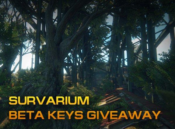 Survarium Closed Beta Key