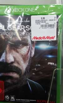 Metal Gear Solid: Ground Zeroes Xbox One [Lokal MM Pirmasens]