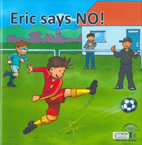 "Kinderbuch ""Eric says no"" GRATIS bei Rossmann"