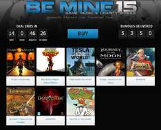 [Steam] Groupees Be Mine 15