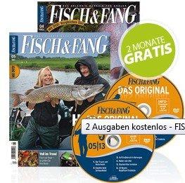 2 Ausgaben Fisch & Fang gratis