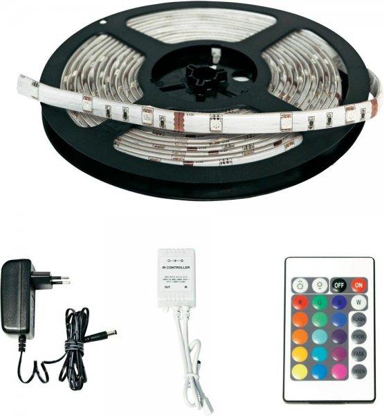 5m SMD5050 LED-Streifen RGB 30 LED Multi-Color bei Digitalo