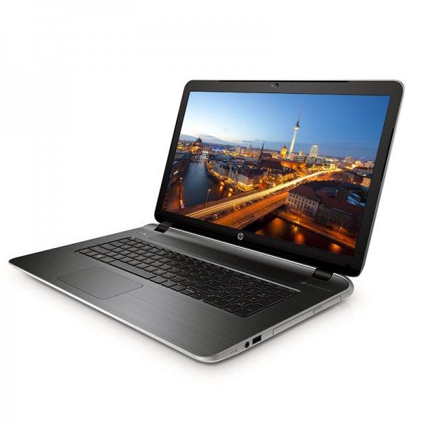 HP 17-f024ng (17,3 Zoll) Notebook (Intel N3530-2,2GHz, 4GB RAM, 750GB HDD, ohne Betriebssystem)