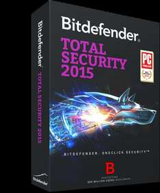 6 Monate Bitdefender Total Secruity 2015