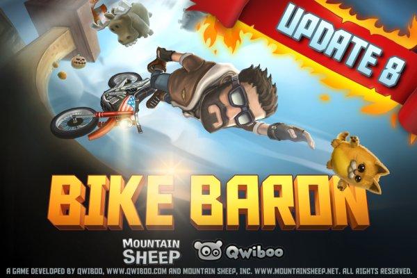 [iOS] Bike Baron kostenlos