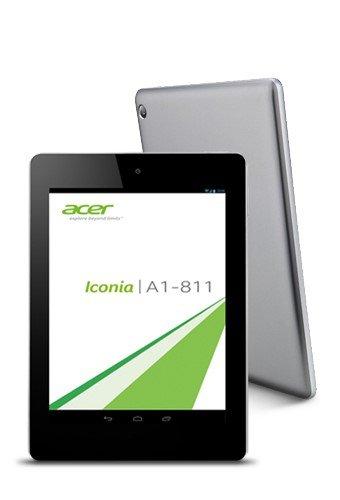 """Acer A1 811 8"""" Tablet mit 3G (inkl. Mobilcom-Debitel-Vertrag über Logitel)"""