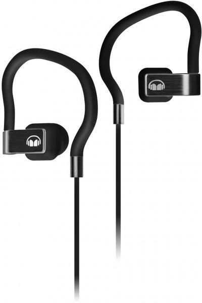 Monster Inspiration InEar-Kopfhörer mit Apple ControlTalk (flexible Ohrbügel) weiß + schwarz