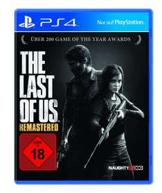 The Last of Us (Remastered) Playstation 4 (PS4)