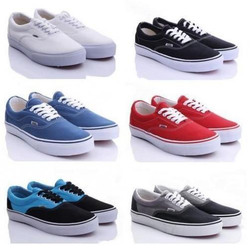 SCHUHE! Classic Era Skateboard Shoes