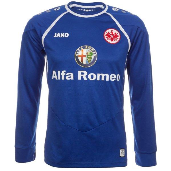 [outfitter] Eintracht Frankfurt Torwarttrikot 2013/2014 langarm von JAKO für 19,95