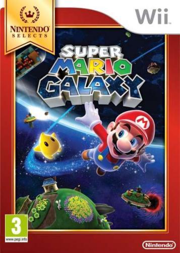 Nintendo - Super Mario Galaxy für Wii [@TheHut.com]