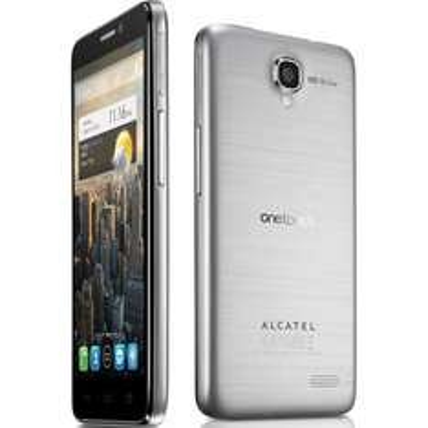 Alcatel OneTouch Idol 6030 X Silber 4,7 Zoll / 8 MP / HD Video / ohne Simlock @ebay 99,90€