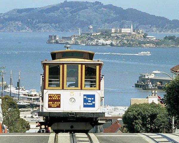Flüge: San Francisco ab mehreren deutschen Flughäfen 508,- € hin und zurück (November - März)