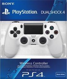 Dualshock 4 in weiß - Auf Lager @ netgames.de