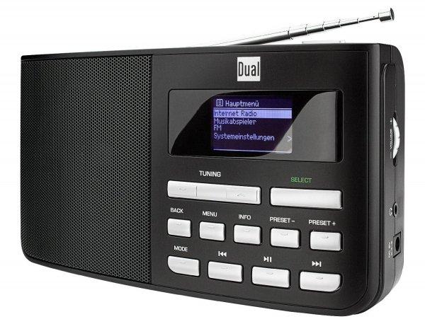 Dual iR 5.1 Internetradio für 69,95 @ Real