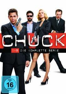 Chuck die komplette Serie (exklusiv bei Amazon.de) für 39,44 DVD
