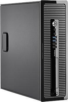 HP ProDesk 400 G1 (i5-4570, 4GB, 500GB, Windows 8.1 Pro) für 421€ und HP ProDesk 490 G1 (i3-4130, 4GB, 500GB, Windows 8.1 Pro) für 383€ @HP-Store
