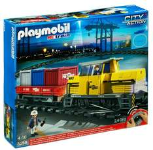(Gerngros Wien) - Playmobil Güterzug für 69,99 Euro