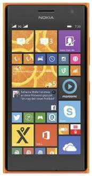 Nokia Lumia 730 (Dual Sim) - orange [DastroMedia]